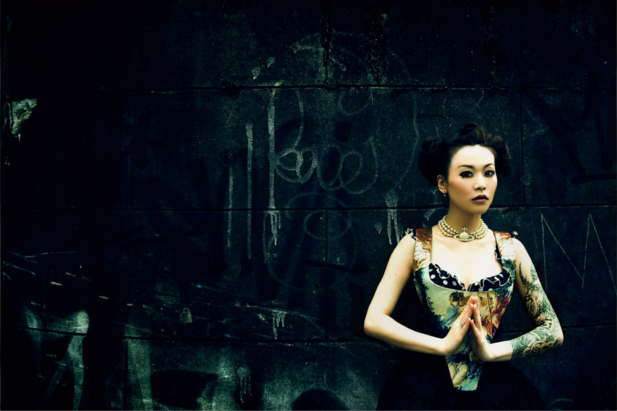 Tatuaggi da vera geisha / photo: Hakan Photography