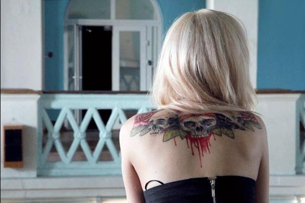 Cattiva ragazza? / tattoo by Mai tattoo high street
