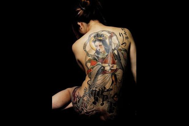 La geisha è tra i soggetti più amati