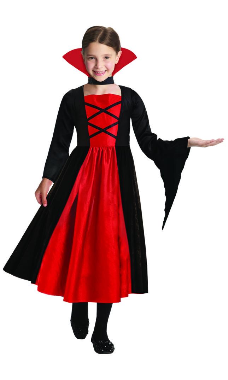 Halloween Vampiresa Suit