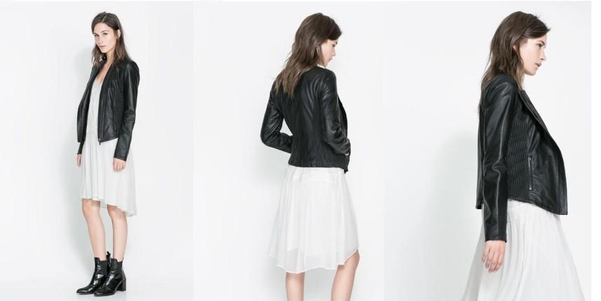 Zara: modello nero classico