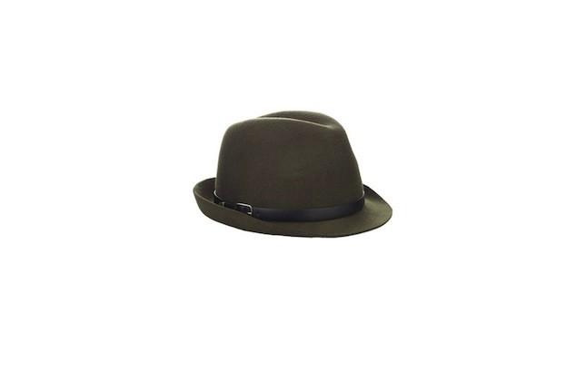 Cappello Accessorize in feltro, collezione autunno-inverno 2013-2014