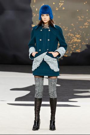 Cappelli Chanel collezione fall-winter 2013-2014