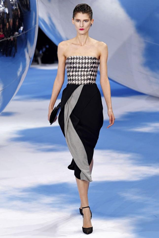 Sofisticata la proposta di Christian Dior