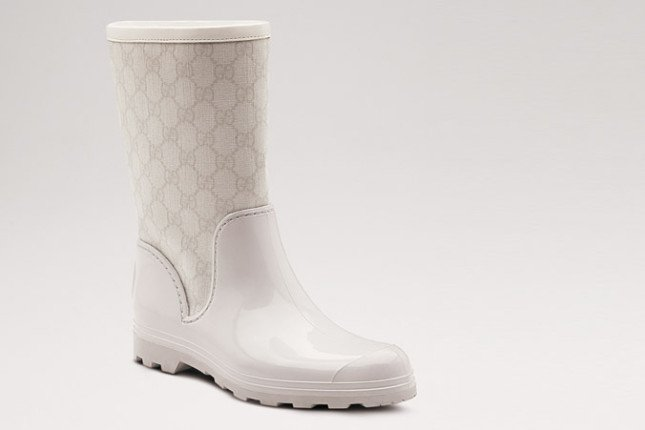 Stivali da pioggia Gucci autunno-inverno 2013-2014