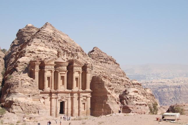Petra: El Deir - Il Monastero