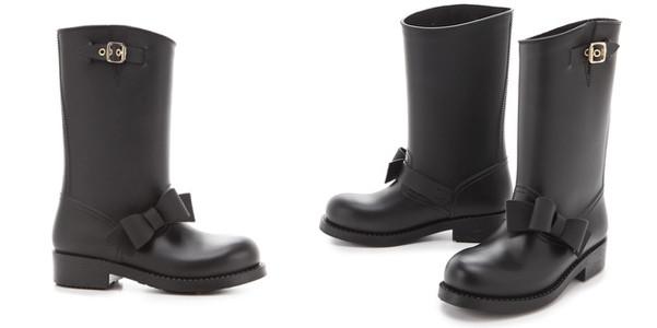Valentino rain boots fall-winter 2013-2014