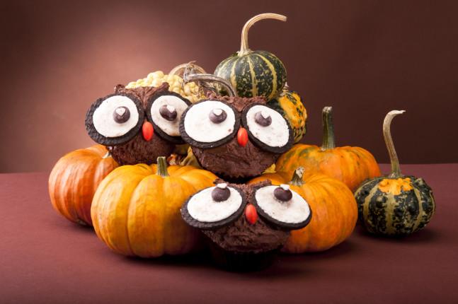 Gufetti di Halloween