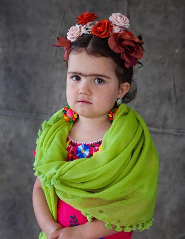 Frida Kahlo | ohhappyday.com