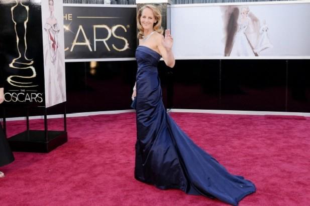 Helen Hunt agli Oscar 2013