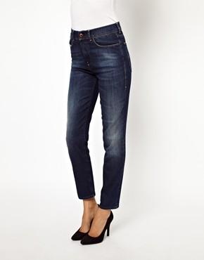 Jeans skinny Highkee di Diesel