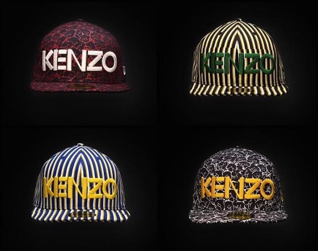 Le proposte di Kenzo