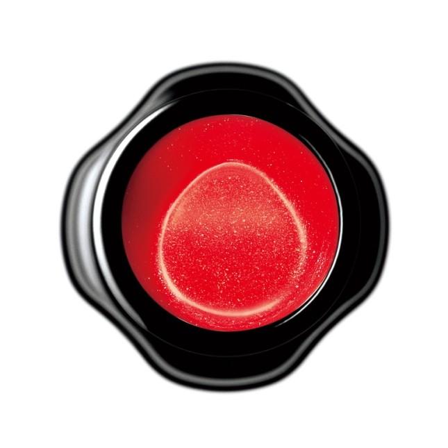 Lipgloss rosso acceso