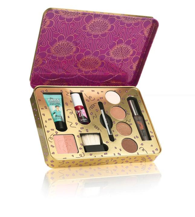 Groovy kind-a love kit per viso, occhi, labbra e guance. Prezzo 38,90 euro