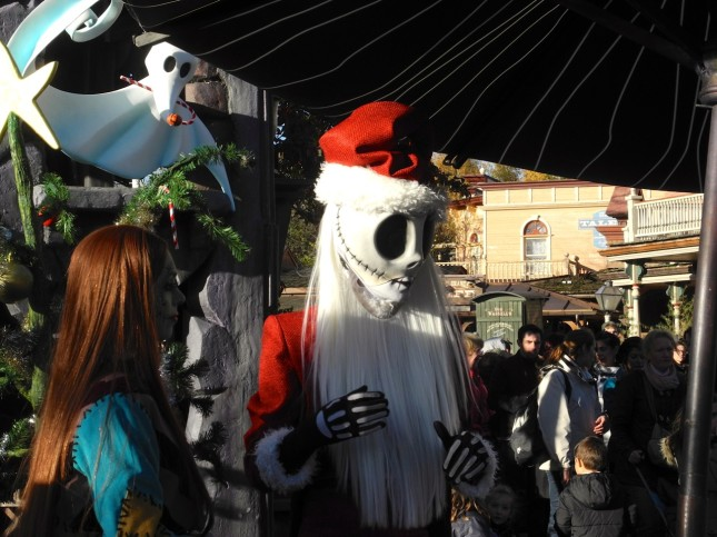 Babbo Natale - Jack Skeletron