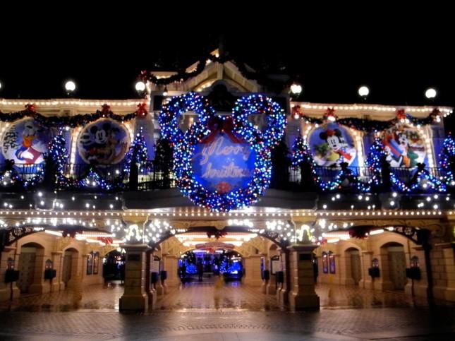 Buon Natale da Disneyland Paris