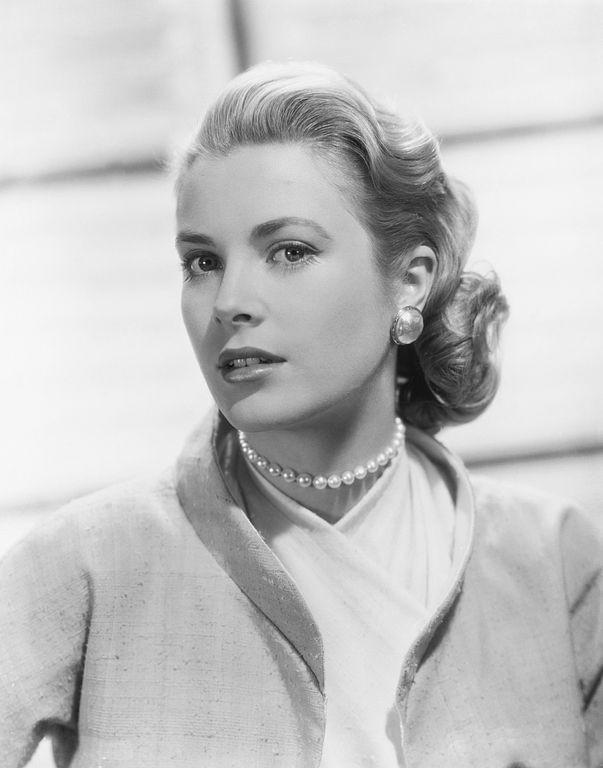 Grace Kelly, Principessa di Monaco.