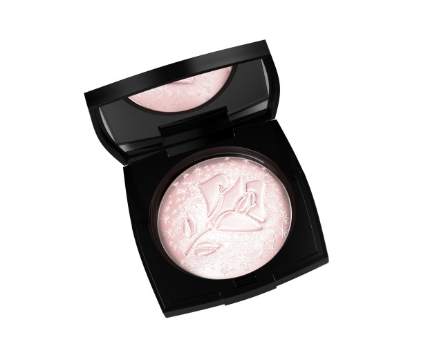 Highlighter Rose Etincelle - Lancome Happy Holidays Natale 2013