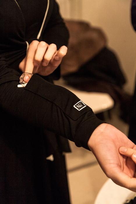 Fascia porta occhiali o porta cellulare, foto Stefania Patrizi