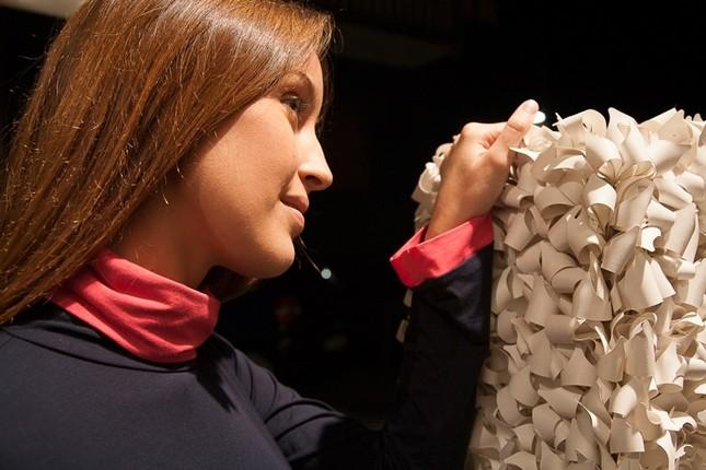 NVK Daydoll: abiti in modal che conserva la temperatura corporea. Crediti foto Stefania Patrizi