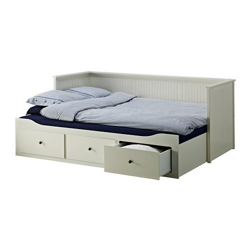 Daybed Ikea - modello Hemnes aperto