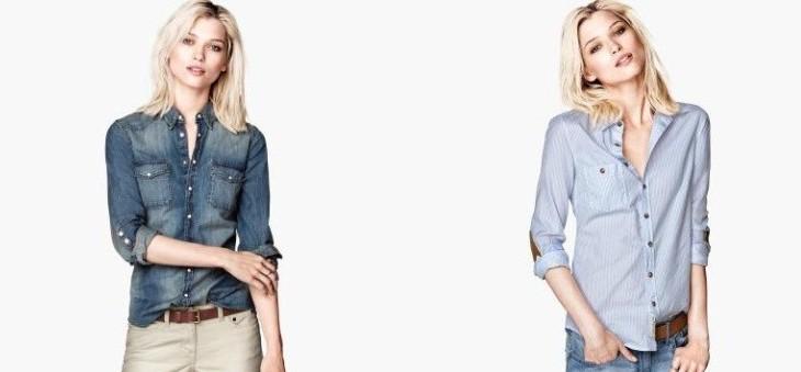 Camicie di jeans H&M