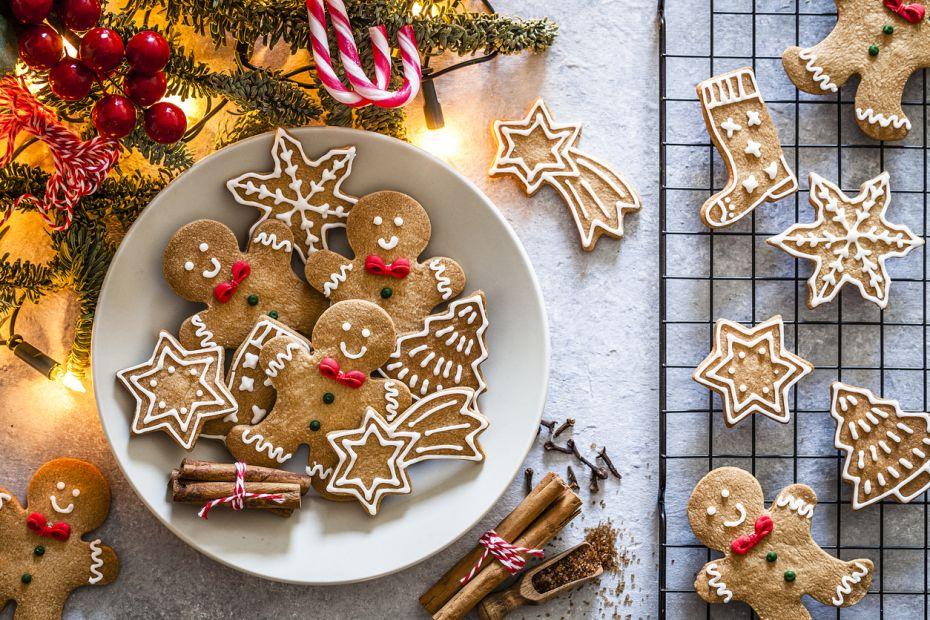 Dolci Tipici Tedeschi Natalizi.Biscotti Di Natale Speziati Unadonna