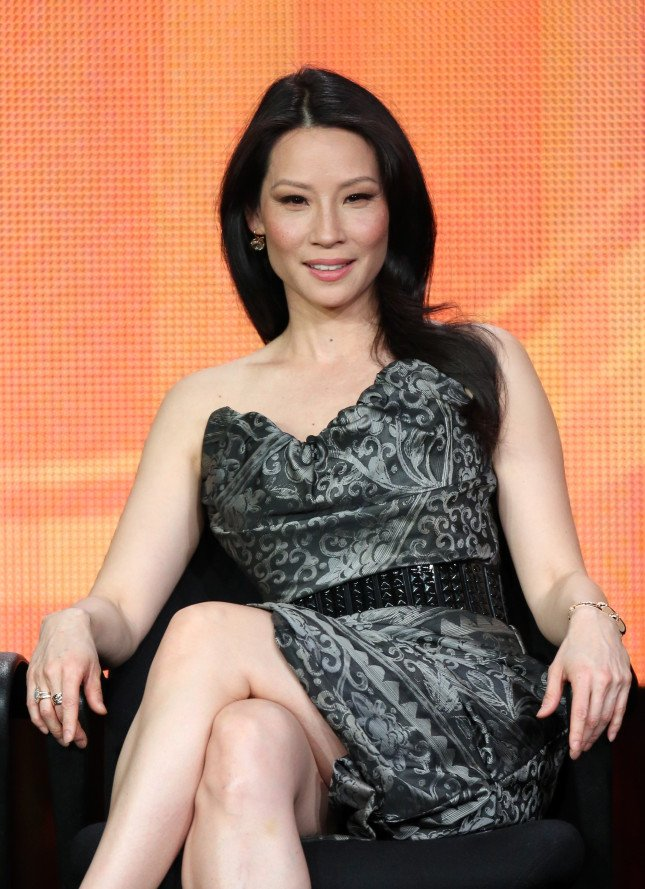 Anche se è stata da tempo consacrata come attrice dal mondo del cinema, Lucy Liu si è fatta conoscere dai più grazie alla serie Ally McBeal.