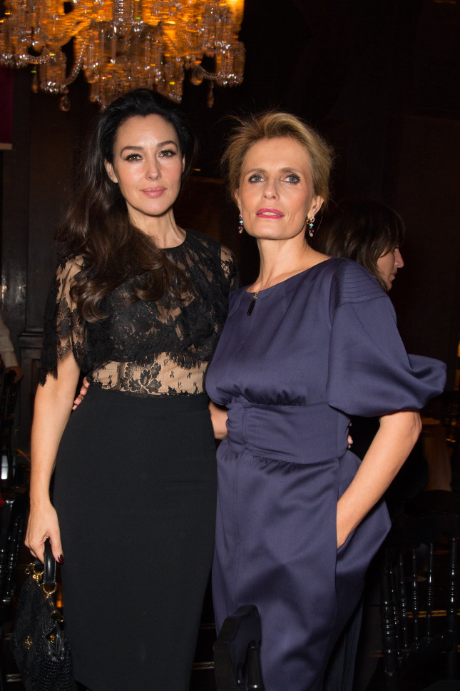 Monica Bellucci e Isabella Ferrari