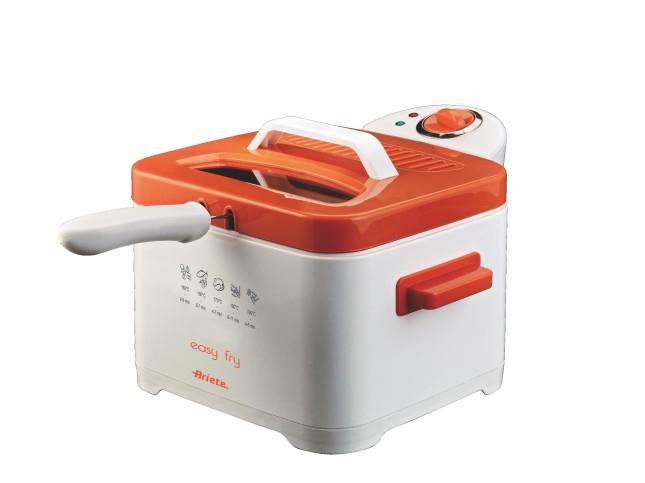 Friggitrice Easy Fry Arancione di Ariete