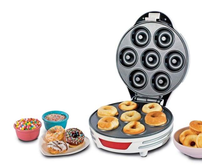 Macchina Donuts & Cookies di Ariete, particolare