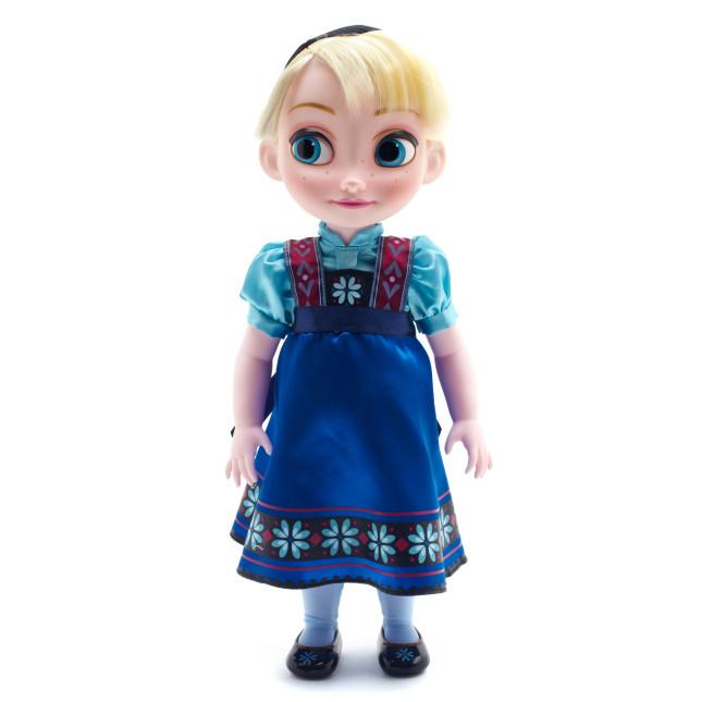Frozen - Il regno del ghiaccio bambola Elsa Bambina Disney