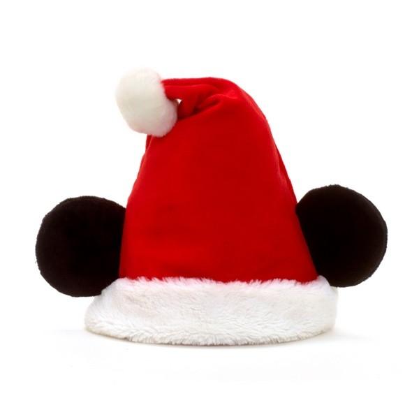 Cappello di Babbo Natale con orecchie di Topolino - Disney Store