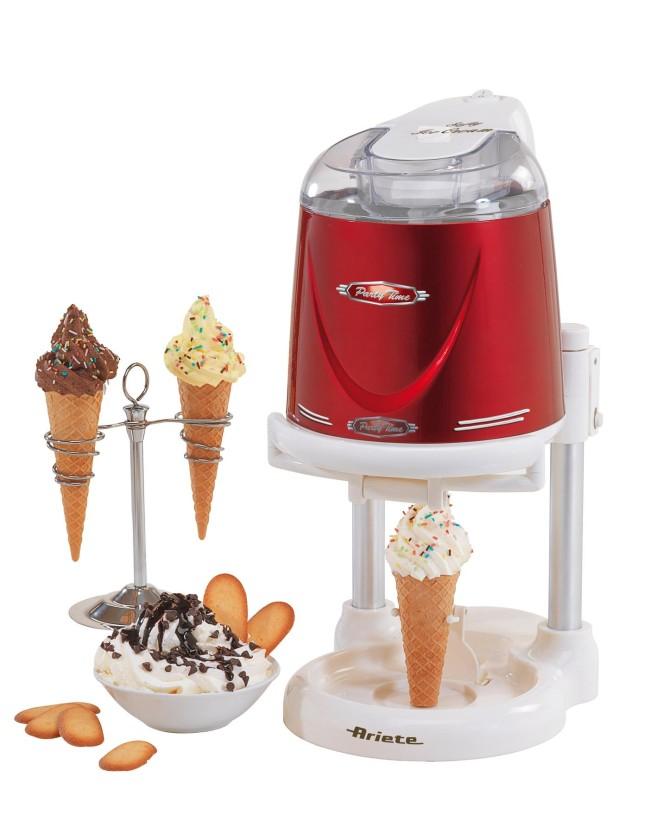 Macchina Softy Ice Cream di Ariete, particolare