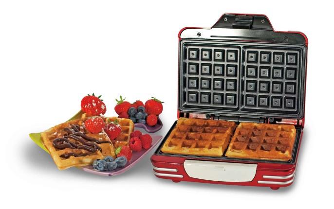 Waffle maker di Ariete… anche in Italia è facile trovare le piastre per cuocere questi dolcetti