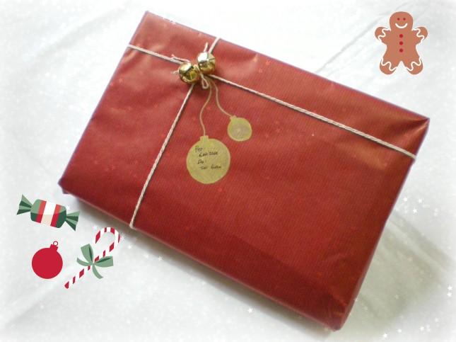 Rosso, oro e campanelle; in una parola Natale