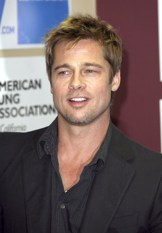 Brad Pitt è sempre stato attivo tra campagne e beneficenza