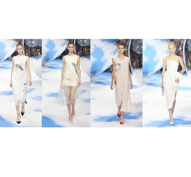 Christian Dior F-W 2013