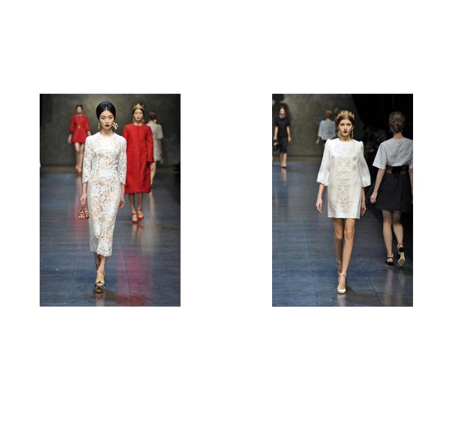 Dolce&Gabbana F-W 2013