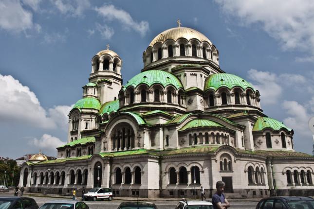 Sofia, la Cattedrale