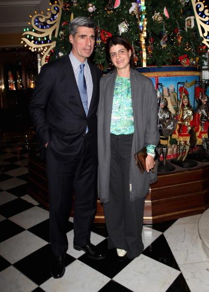 Stephen e Francesca Alden