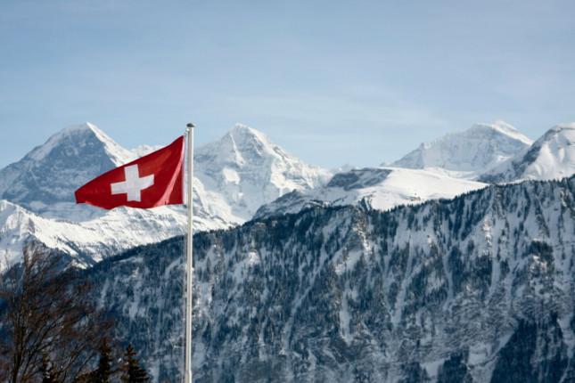 Le Alpi della Svizzera