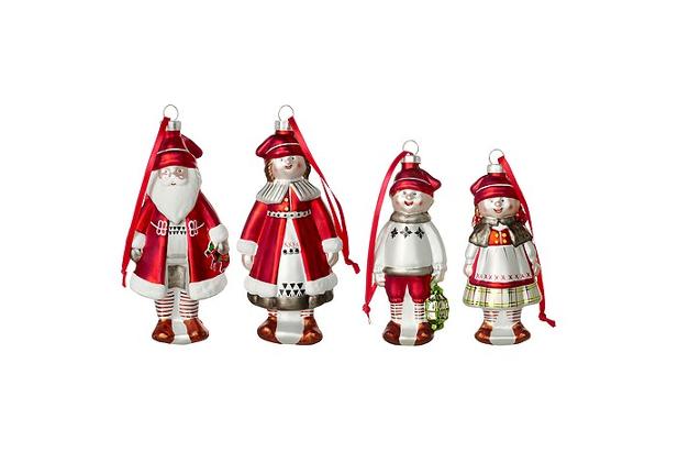 La famiglia di Natale / Ikea
