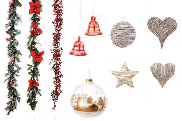 Ghirlande, palline, decorazioni: avanti con gli addobbi!