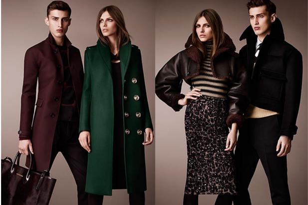 Giacche e cappotti / Burberry Prorsum f/w 2013-2014