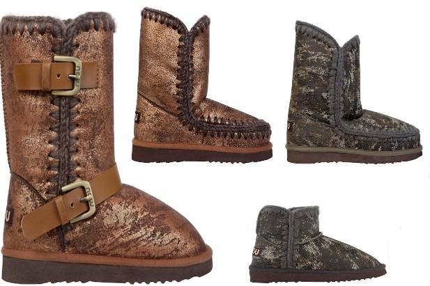Il successo di questi stivali è da ricercare nel perfetto mix di lusso e casual style, associato ad un comfort impareggiabile