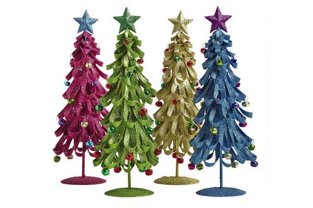 Alberi di Natale: per tutti i gusti... e i colori