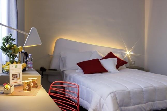 Camera da letto, ibis Styles Palermo