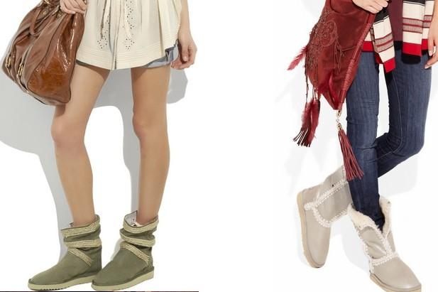 I Mou  boots sono diventati un brand di culto in tutto il modo perché capaci di interpretare al meglio una cultura e uno stile e di coniugare artigianalità e manualità