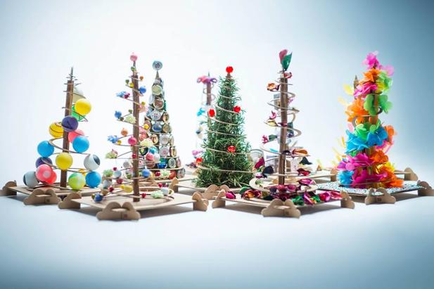 Treebox, un albero da costruire per piantarne uno vero nel mondo